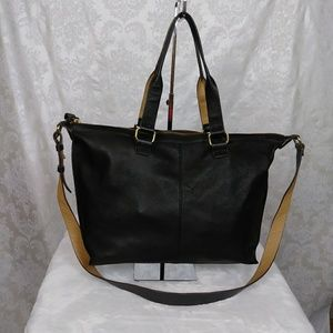Final Price - Gap Large Leather Tote